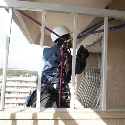 熟練職人の手による安心の施工技術